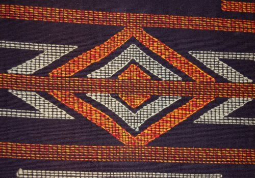 Akwete Cloth
